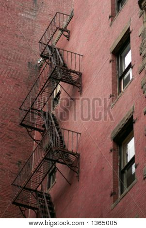 Back Fire Escape