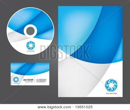 Design template. Vector.