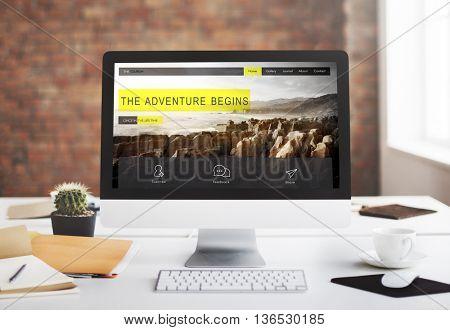 Adventure Exploration  Destination Travel Wanderlest Concept