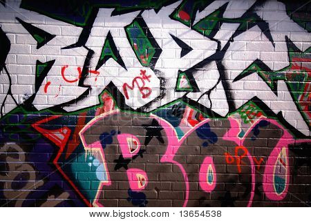 graffiti words