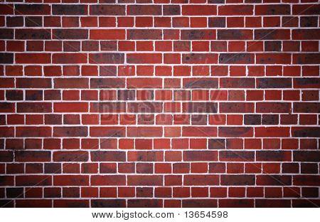 A nice brick wall