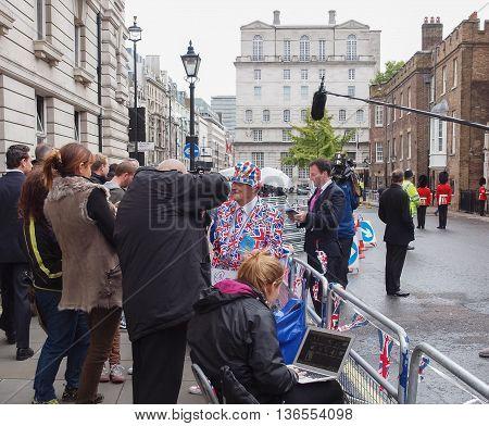 Terry Hutt In London