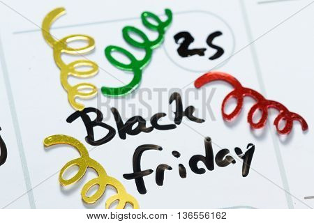 Black Friday, Shopping Madness