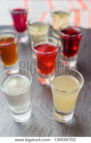 alcohol drinks