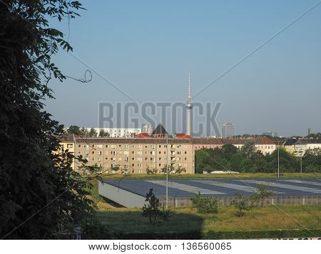 View Of Berlin Skyline