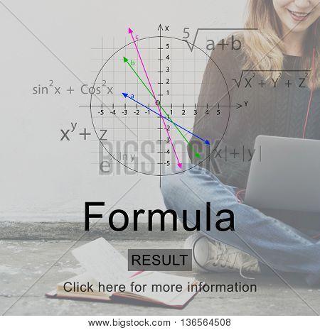 Formula Mathematics Student Learning Education Concept