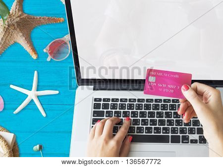 Travel Trip Vacation Holiday Relaxation Coast Concept