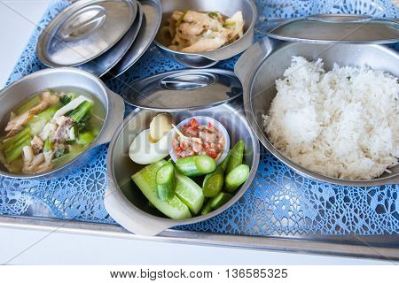 Food For Hospital Patients