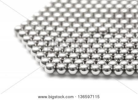 Magnetic Ball Bearing Tiling