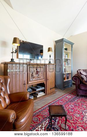 Beautifully Renovated Antiques Adding Spirit To The Interior