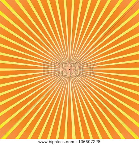 orange burst background backgrounds vector blue lens flare sun