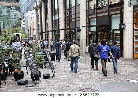 Tokyo - Akasaka Sacas