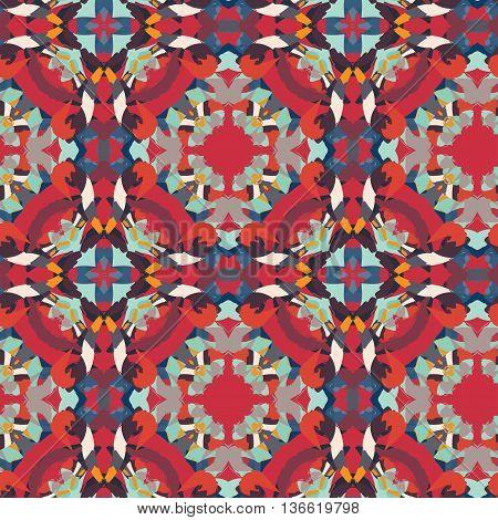 vector boho pattern ornamets ethnic decjration reapit tile