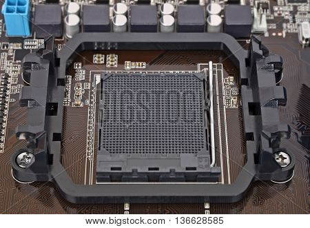 Computer Motherboard, Cpu Socket