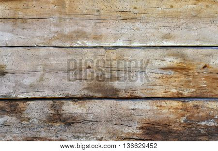 Old Vintage Grunge Wooden Texture Background