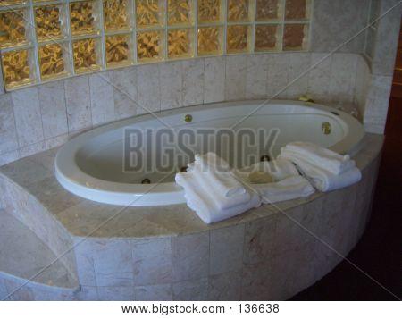 Hotel Hot Tub