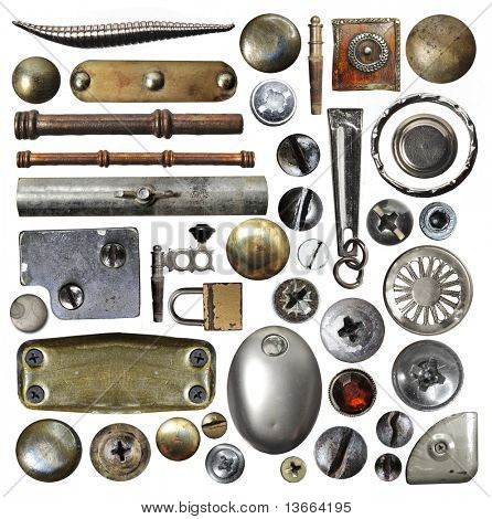 metallic object