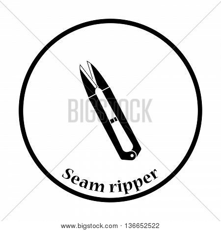 Seam Ripper Icon