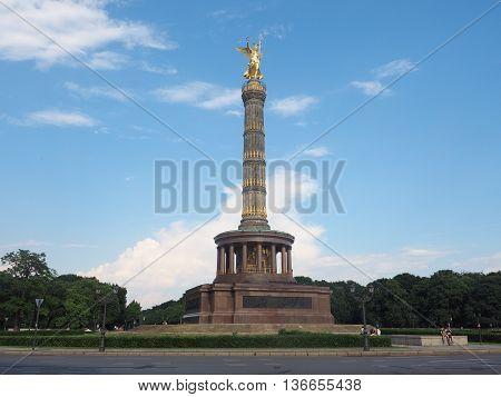 Angel Statue In Berlin