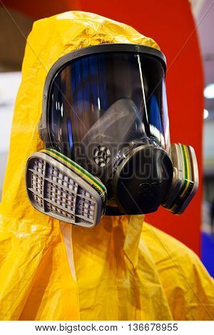 Protective Suits And Masks