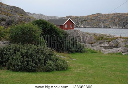 the coast of sweden near the City of gothenburg