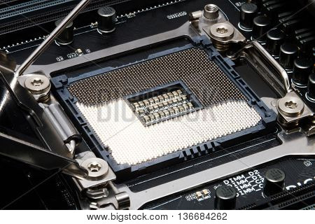 Slot For Cpu