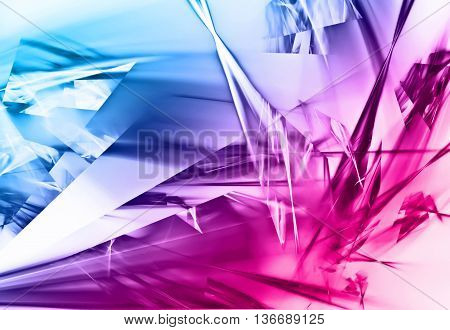 Image Of Abstract Beautiful Colorful Elegant Background