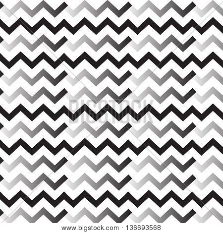 silver black gradient chevron style pattern background vector illustration abstract image and look glossy