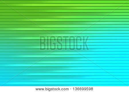 Green and blue with fadded lines create abstract background