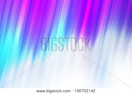 Purple blue and white colors used to create abstract background