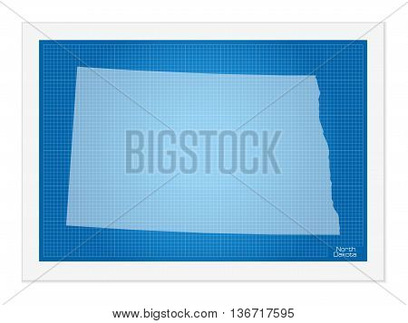 North Dakota On Blueprint