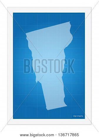 Vermont On Blueprint
