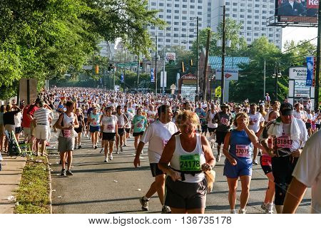 Peachtree Road Race