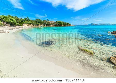 Spiaggia del Principe in Costa Smeralda Sardinia