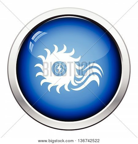 Water Turbine Icon