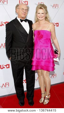 Art Garfungel at the 36th AFI Life Achievement Award held at the Kodak Theater in Hollywood, USA on June 12, 2008.