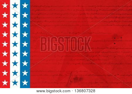 declaration of independence against focus on stars