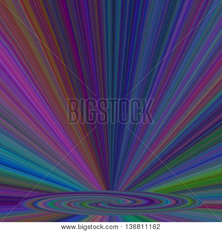 Colorfull illustration graphic for background or illustration.Spectrum of colour