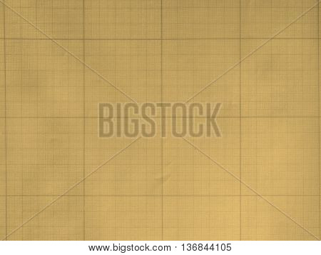 Graph Paper Texture Sepia