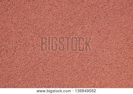 terracotta background fine coating for tennis, for sports grounds