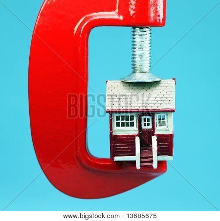 Blue House Pressure
