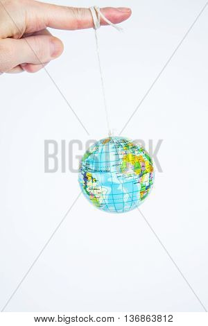 World On A String