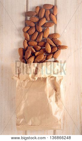 Almonds In The Bag