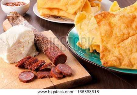 Serbian Meal