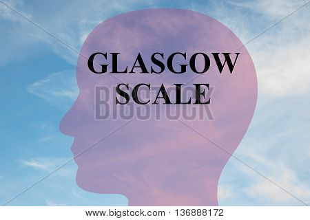 Glasgow Scale Mental Concept