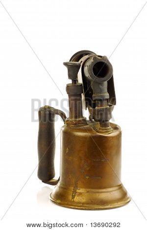 Old blowtorch