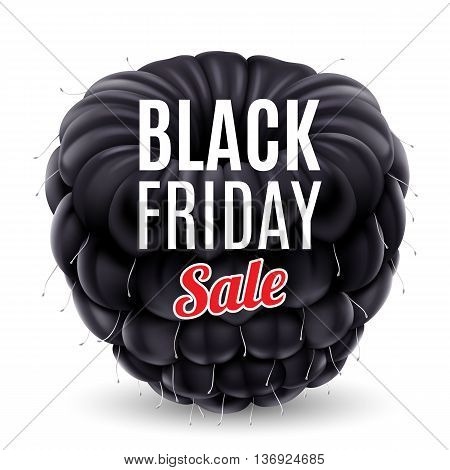 Black Friday discounts increasing consumer growth. Black berry