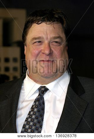 John Goodman at the AFI Fest premiere of' 'Beyond the Sea' at the ArcLight Cinemas in Hollywood, USA on November 4, 2004.