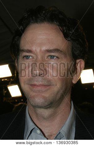 Timothy Hutton at the Los Angeles premiere of 'Kinsey' held at the Mann Village Theater in Westwood, USA on November 8, 2004.