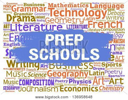 Prep Schools Indicates For Fee Study And Tutoring